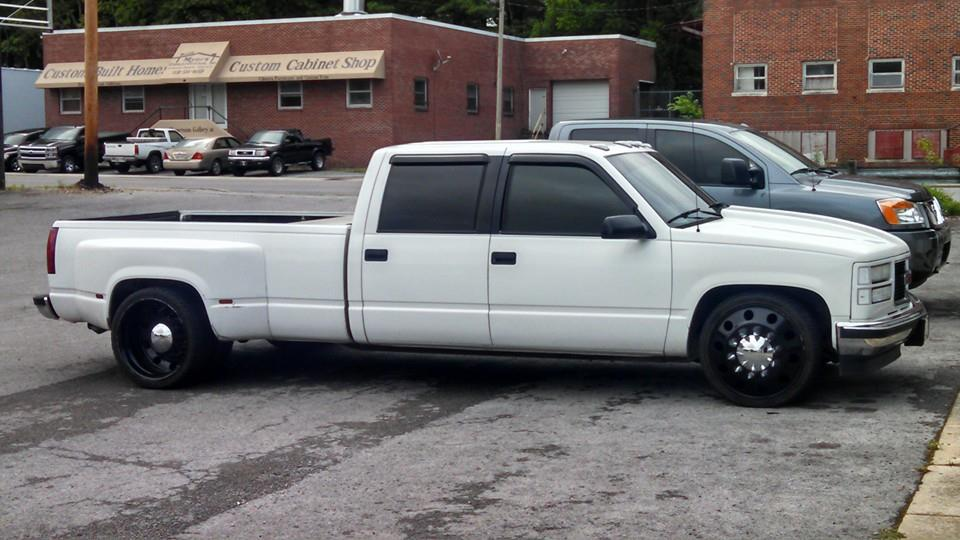 1997 Chevy Dually