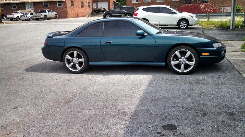 1997 Nissan 240