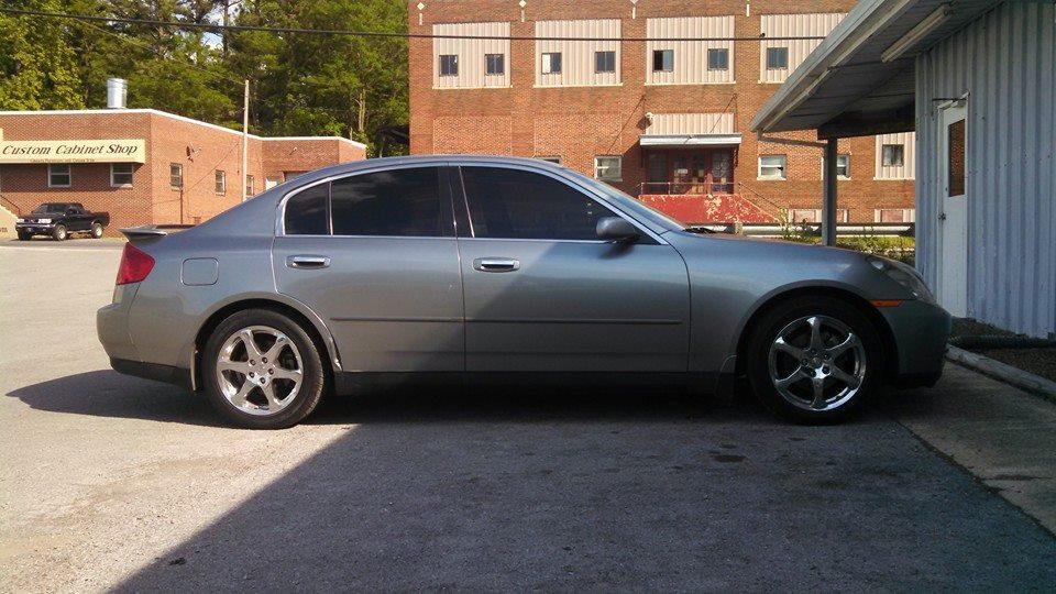 2004 Inifiniti G35