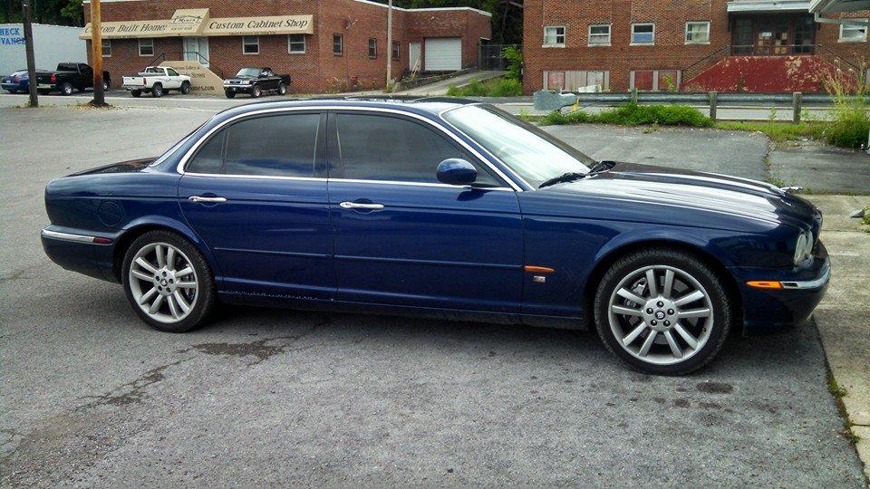 2004 Jaguar XJS