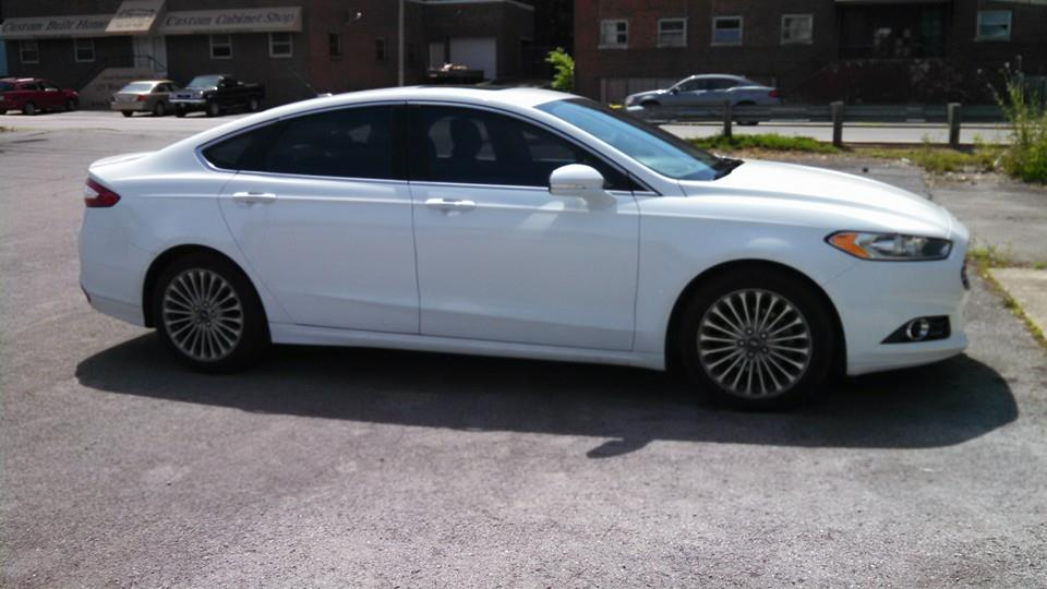2013 Ford Fusion for Shelbyville Automotive