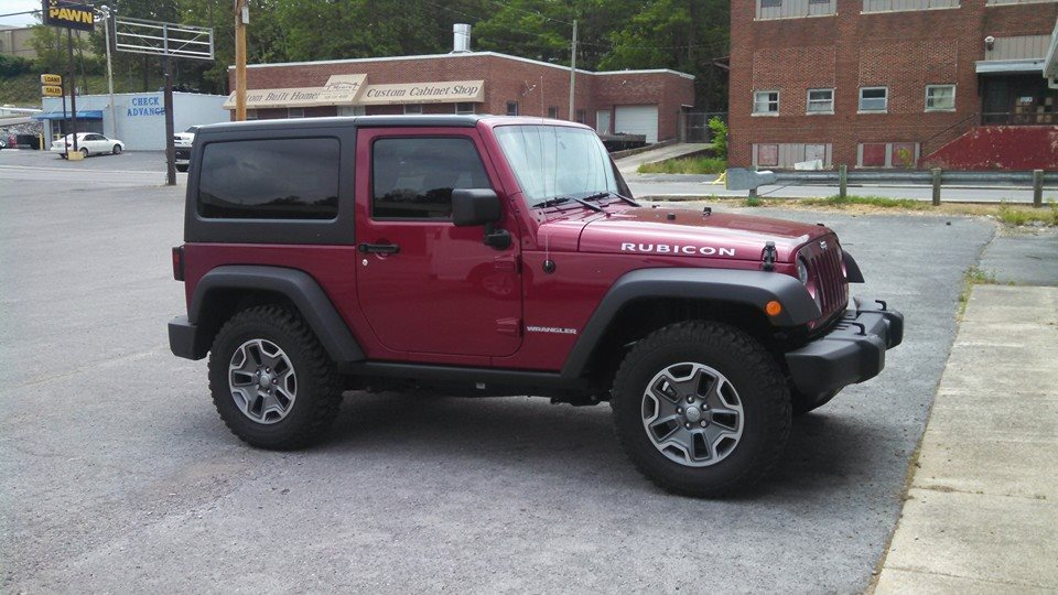 2013 Jeep Wrangler remove and replace from Russell Barnett Dodge