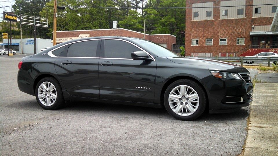 2014 Chevy Impala from Stan McNabb Chevrolet